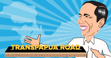 Roads to Papua
