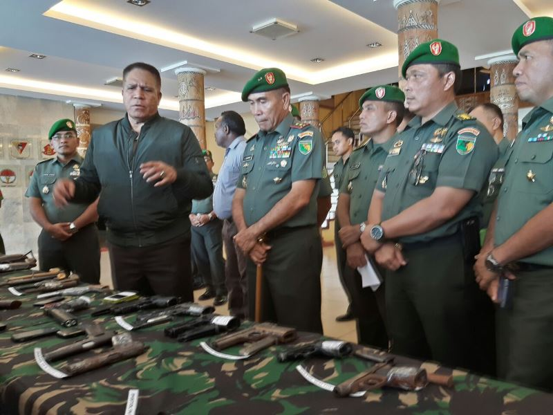 Papuan armed group