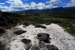 Learning of the Wise of Lorentz National Park in Papua