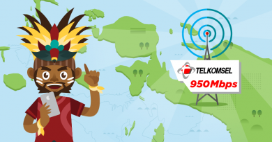 Telecommunication Access in Papua