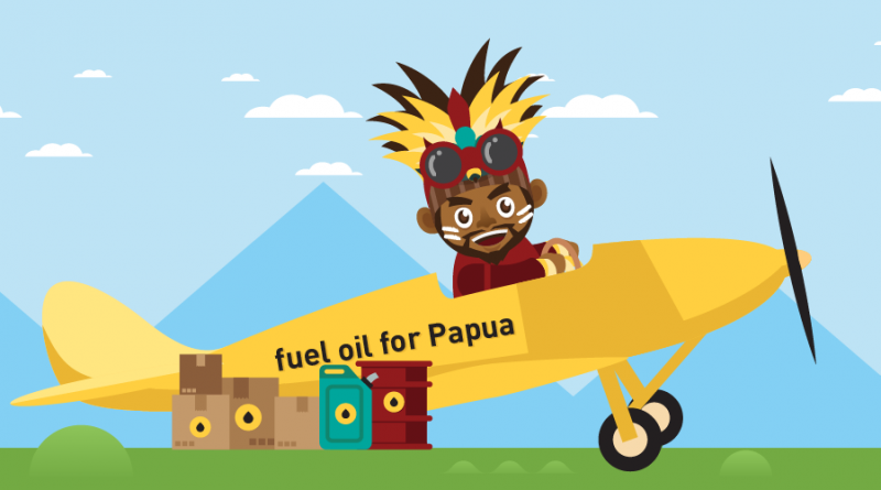 air tractor for papua