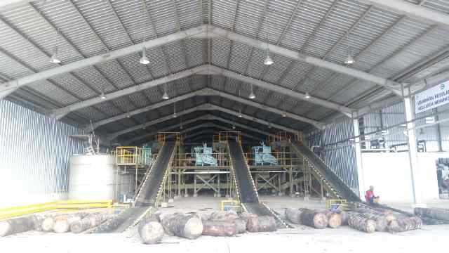 Sago Industry in Papua