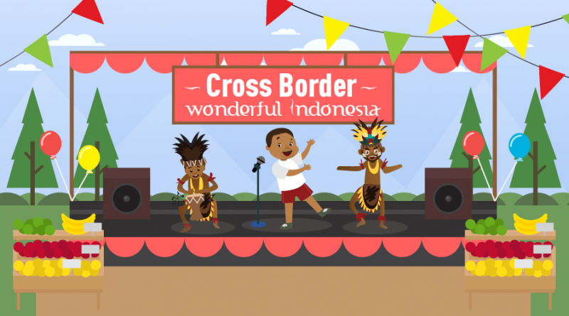 Cross-Border Wonderful Indonesia Festival