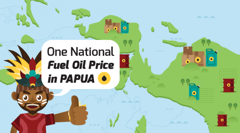 One national Fuel Oil Price in Papua