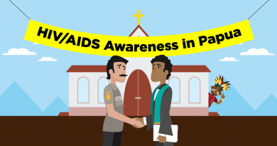HIV/AIDS in Papua