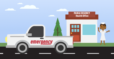 Paniai Regency Health Office