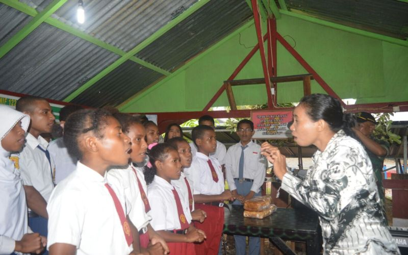 Teacher's Day in Papua