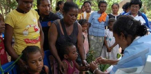 health access in Papua