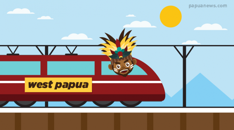 Railway Development in West Papua