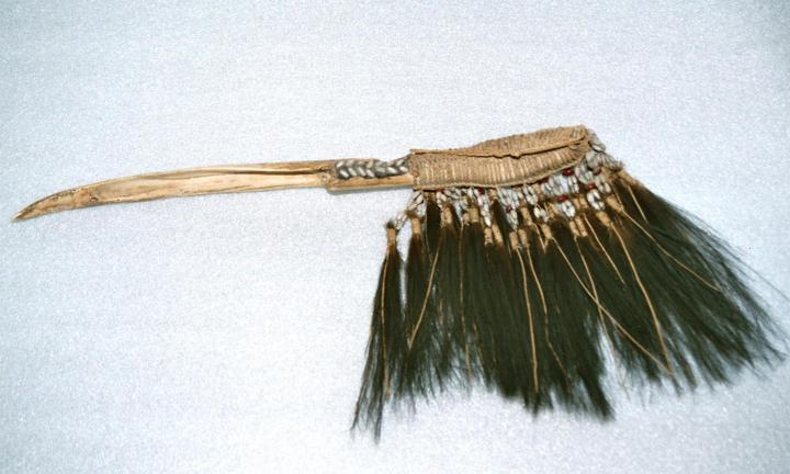 Traditional weapon from Papua