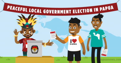 regional election in Papua