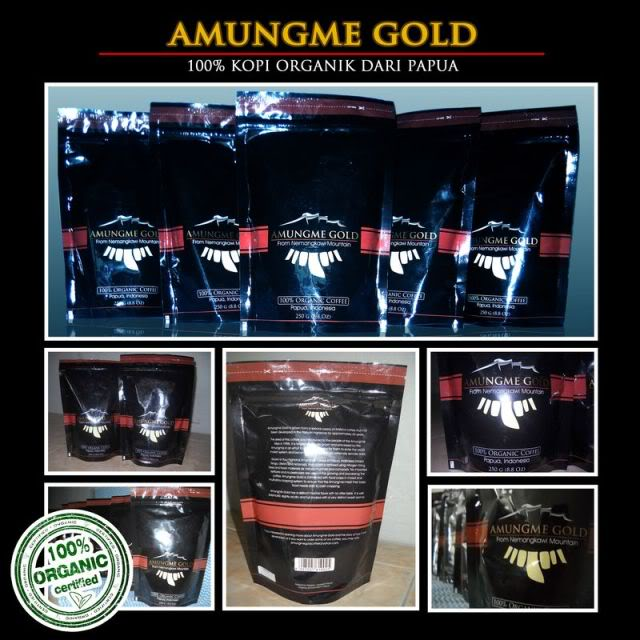 The Uniqueness of The Amungme Coffee