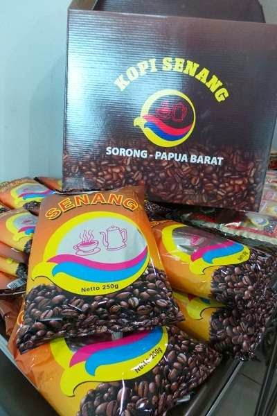 Bank Indonesia Supports Marketing Papuan Coffee.