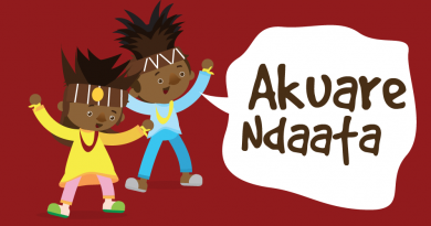 Akuare Ndaata ~ Let's learn Papuan languages