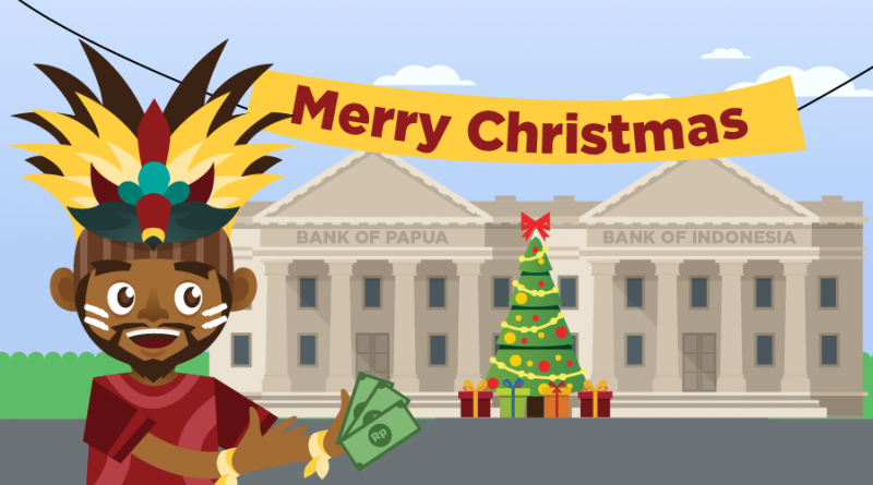 Christmas in Papua